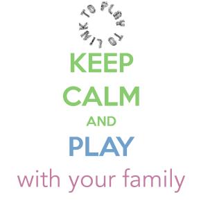 Famílias que brincam juntas são famílias maisfortes